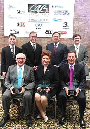 2014 Awards for Excellence in Broadcasting recipients